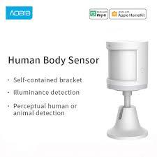 Aqara <b>Human</b> Body <b>Sensor</b> Motion <b>Sensor Smart</b> Body Movement ...