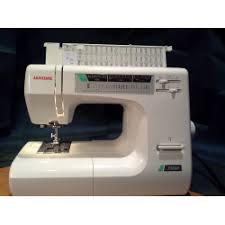 Отзывы о <b>Швейная машина Janome</b> 7524А