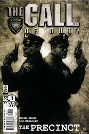 Call of Duty: The Precinct Vol 1 | Marvel Database | FANDOM ...