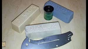 Сравнение <b>паст</b> для полировки: Dialux и другие <b>полировальные</b> ...