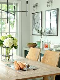 chic large wall decorations living room: dinning room homely dining room decorating ideas with large glass window front chic hanging bulb