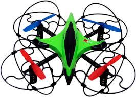Квадрокоптер <b>1 Toy GYRO</b>-<b>Cross</b> 6-осевой, real headless режим ...