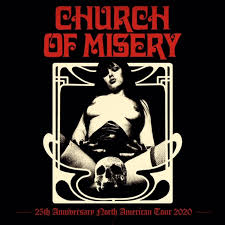 <b>Church of Misery</b> with Forming the Void, Black Wizard in Austin at