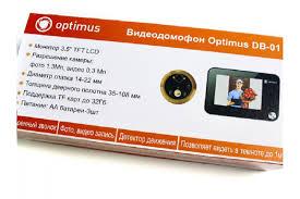 Can not <b>Видеоглазок Optimus DB-01</b>(золото)