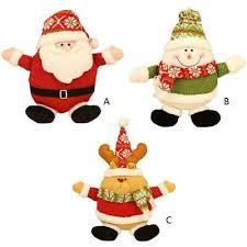 <b>Cute Santa Claus</b> Snowman Elk Pattern <b>Pillow</b> Soft Warm <b>Cushion</b> ...