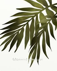 leaf art printable palm