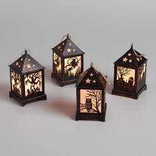 Mini <b>Halloween LED Lanterns</b> Set - the minis are so <b>cute</b> for ...