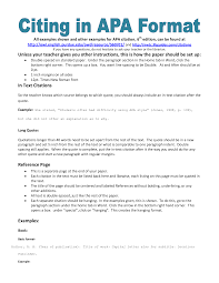 apa reference list examples pdf best online resume builder apa reference list examples pdf apa references list examples flcc library apa style format references example