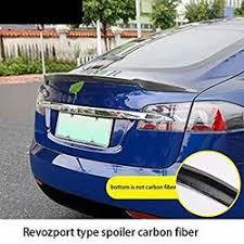 <b>lsrtw2017 Carbon Fiber car</b> Tail Spoiler for Tesla Model s Model x ...