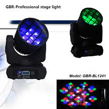 China 2017 Wholesale! <b>12X10W RGBW 4 in 1</b> LED Beam Moving ...