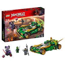 <b>Конструктор LEGO NINJAGO</b> 71711 <b>Кибердракон</b> Джея - купить ...