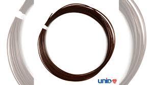 <b>ABS пластик</b>, цвет <b>коричневый</b>, 1,75 мм., 10 метров купить в ...