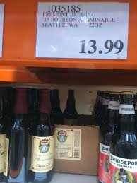 fremont expansion and information news about fremont brewing just saw this at shoreline costco enjoy