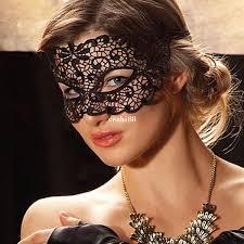 Supernova Sale <b>Free Shipping 2014 New</b> Black Cutout Mask Lace ...
