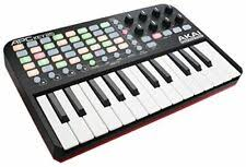 Выход usb <b>midi клавиатура Akai</b> контроллеров   eBay