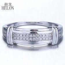 2019 <b>HELON 925 Sterling Silver</b> Ring 100% Genuine Natural ...