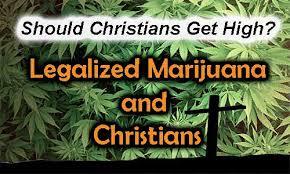 Christians views on smoking marijuana