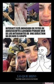 Memes De One Direction 2015 En Espaã±ol - memes de one direction ... via Relatably.com
