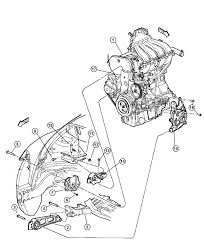 wiring diagram for 2006 chrysler pacifica wiring discover your pt cruiser transmission mount location