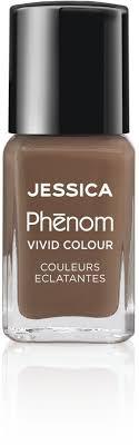 "Jessica Phenom <b>Лак для ногтей</b> Vivid Colour ""Cashmere <b>Creme</b> ..."