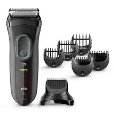 <b>Электробритва Braun Series</b> 3 Shave&Style <b>3000bt</b> + насадка ...