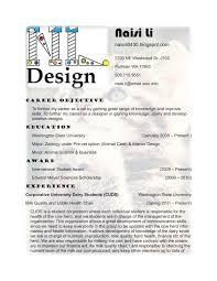 attractive interior design resume objective interior design interior designer resume beautiful home interiors