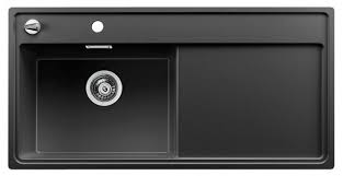 <b>Мойка кухонная Blanco</b> Zenar XL 6 S-F <b>523909</b> Антрацит (левая ...