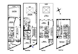 Modern Townhouse  Franklin Street in Tribeca   Home Design and    Modern Townhouse Franklin Street in Tribeca Site Plan Picture