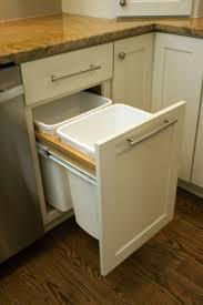 Kitchen Cabinet Garbage Drawer 17 Best Ideas About Kitchen Recycling Bins On Pinterest