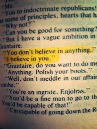Les Miserables Quotes About Love. QuotesGram