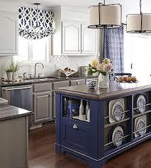 kitchen island in small kitchen designs