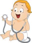 Znalezione obrazy dla zapytania pediatrician clipart