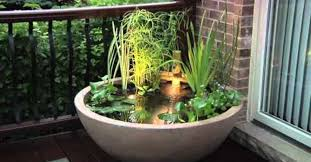 diy patio pond:  diy patio pond enjoy the lifestyle gardening patio ponds water features