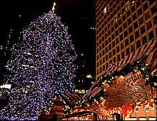 <b>Chicago Christmas</b> Tree - Wikipedia