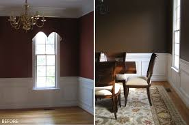 Chair Rails In Dining Room Best Of 2016 Dining Room Paint Colors Design Ideas Photos And Diy