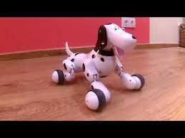 Интерактивный <b>робот</b>-<b>собака HappyCow</b> Smart Dog Black 777-338