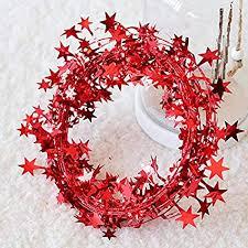 Alter-K-DJ 7.5M Christmas Tree Hanging Star ... - Amazon.com