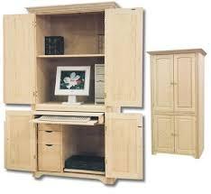 computer armoire armoire office desk