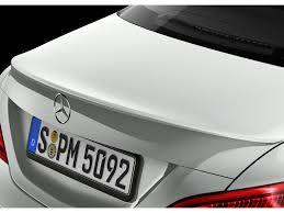 <b>Спойлер крышки багажника</b>, <b>Карбоновый</b> стайлинг A1177930200