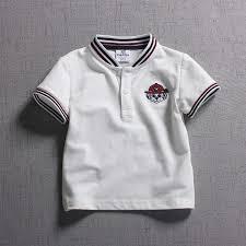 For 2 7 yrs Baby <b>Boys Polo shirts</b> 2018 New Design <b>Cartoon</b> ...
