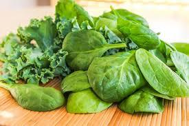 Image result for dark leafy greens