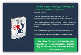 the ultimate guide to pitching podcasts and being featured sumo the end of jobs book