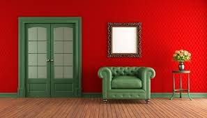 Red Wall Living Room Decorating 20 Colors That Jive Well With Red Rooms