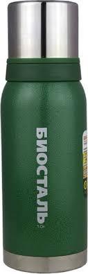 <b>Термос Вакуумный</b>, Ударопрочный корпус Biostal, <b>1 л</b> — купить в ...