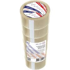 КАНЦ <b>Клейкая лента упаковочная 48</b>*66 прозрачная (deVENTE ...