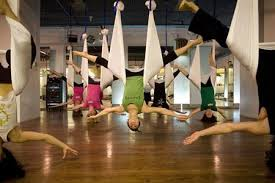 Image result for hanging yoga images