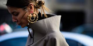 How <b>Statement Earrings</b> Became Generation Selfie's Favourite Trend