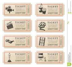blank ticket pinteres boletos de cine para invitacion buscar con google