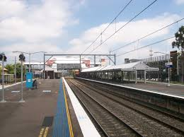 Bahnhof St Marys
