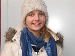 """Kerstin Swoboda (19) aus Kolbermoor findet den Winter furchtbar: """"Ich bin ..."""
